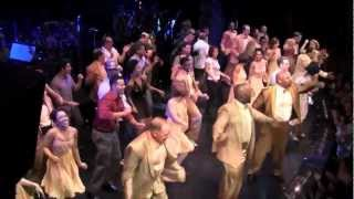 Special Moments from the MEMPHIS Final Performance on Broadway