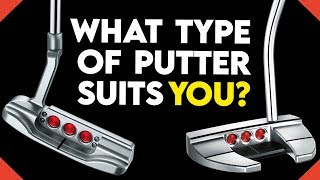 Scotty Cameron Putter Education + Putter Fitting Tips