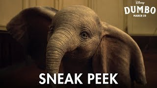 "Dumbo ""Prepare For Takeoff"" Sneak Peek"