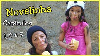 A MENINA POBRE E O MENINO RICO - Novelinha ( Capítulos 1, 2 e 3 )