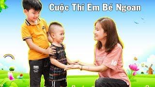 Cuộc Thi Những Em Bé Tốt Bụng ♥ Min Min TV Minh Khoa