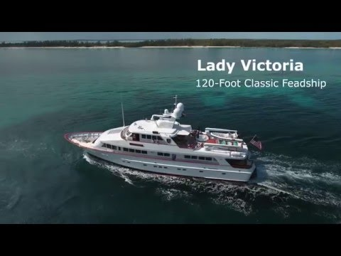 Lady Victoria for Charter Contact PilaPexton@merlewood.com