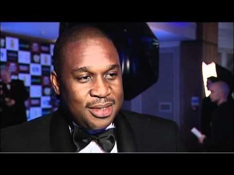 Louis Lewis, Director of Tourism, St Lucia Tourism Board @ WTA Grand Final 2010