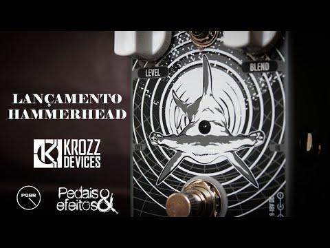 Lançamento Hammerhead Krozz