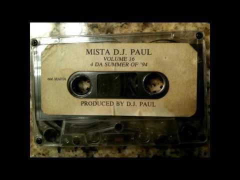 DJ Paul - Neighborhood Hoe (Remastered)