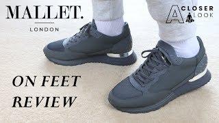 Mallet Footwear Review: Popham Sneakers