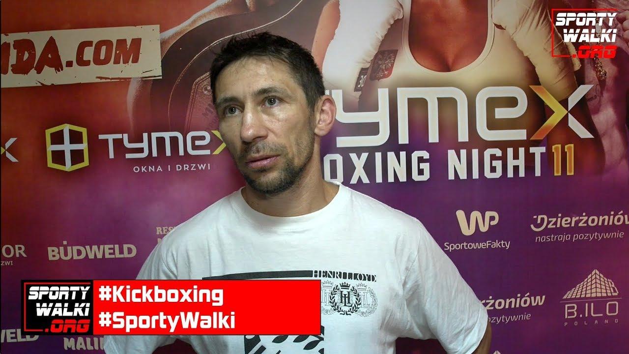 Mariusz Cieśliński o FAME MMA i walkach na gołe pięści GROMDA