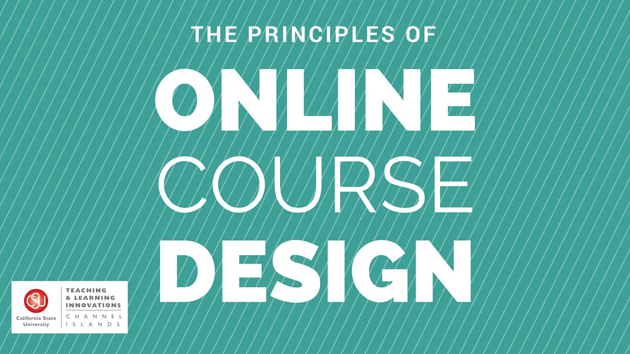 How to design your online course youtube for How to design your home online