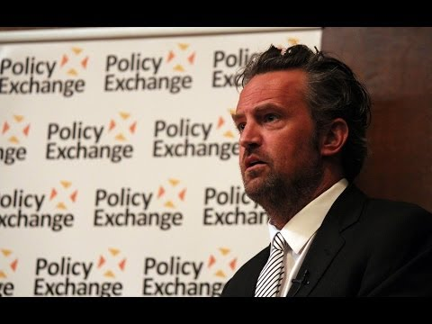 Matthew Perry on drug courts | 16.12.2013