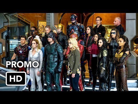 Arrow, The Flash, Legends of Tomorrow & Supergirl: DCTV Crisis on Earth-X - promo #03