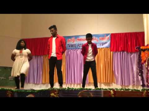 Dance : Tamil Remix song.