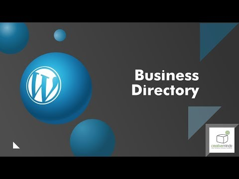 Easily Create a Business Directory In WordPress