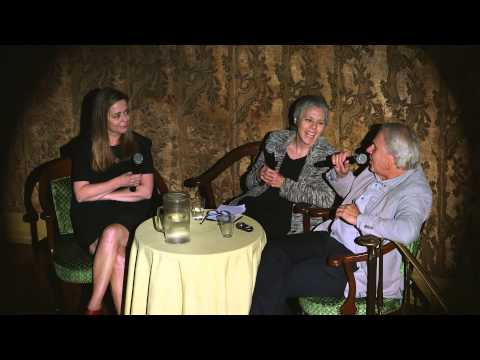 Conversation with collectors Jan and Trish de Bont, moderated by Denise Bethel