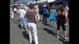 S.B.S. SHUFFLE BOOGIE SOUL Line Dance SENIOR FLASH MOB