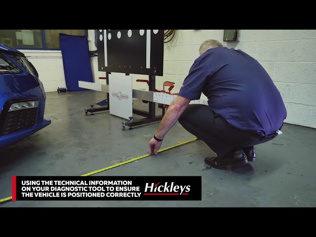 Hickleys ADAS Calibration Video (Shot on GH5) | Phase Drive Media