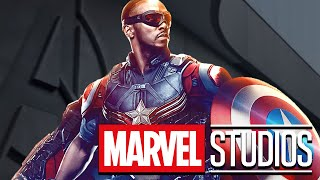 OFFICIAL CAPTAIN AMERICA FALCON & WINTER SOLDIER RELEASE DATE and VILLAIN ANNOUNCED