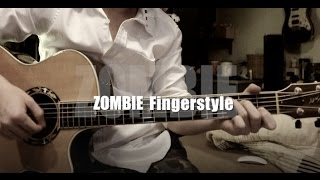 """The Cranberries """"ZOMBIE"""" Guitar Fingerstyle Cover By ZaadOat"""