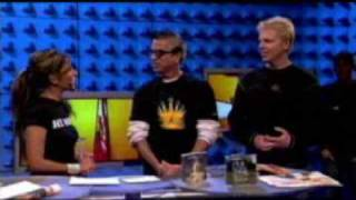 The Offspring Interview on German TV (with subtitles)