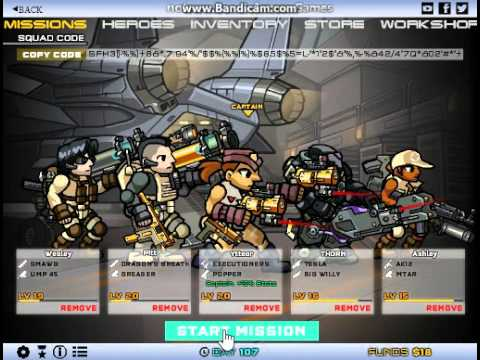 Strike Force Heroes 3 custom game #1