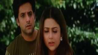fardeen khan and amrita arora s hot kissing scene kasam latest bollywood hindi movie scenes