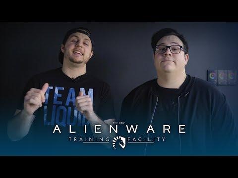 Alienware Training Facility - 1UP Studios