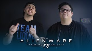 Alienware Training Facility - 1UP Studios