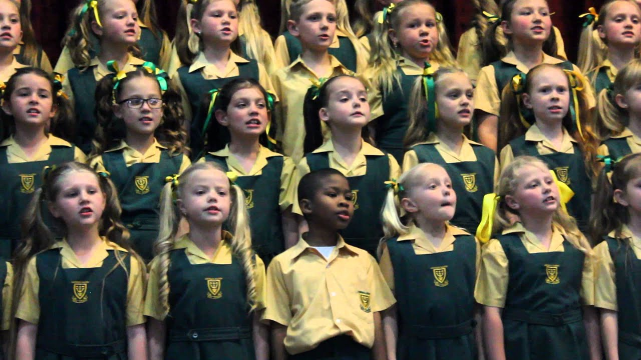 Laerskool Dalview Junior Choir