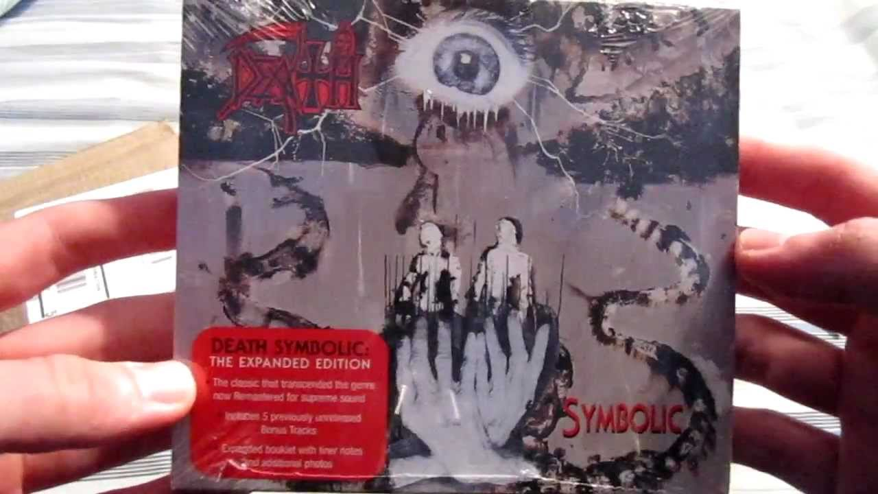 Death Symbolic The Expanded Edition Unwrapping Youtube