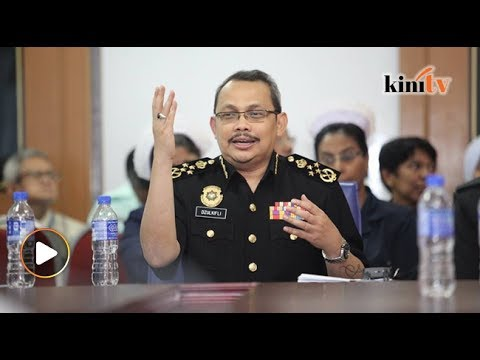 Anti-corruption pledge: Why does Penang need an invite? asks MACC chief