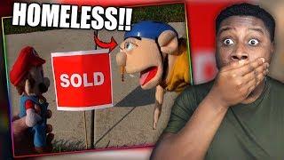 JEFFY SELLS THE HOUSE! | SML Movie: Jeffy's Yard Sale Reaction!