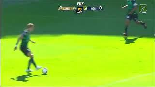 embeded bvideo Goles Club Santos - Septiembre 2018