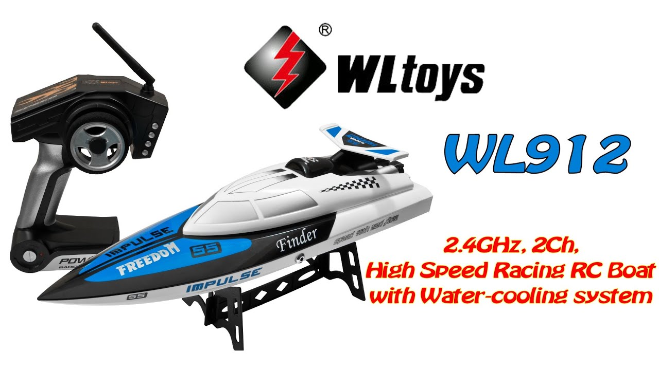 WL Toys Receiver Box WL912-6
