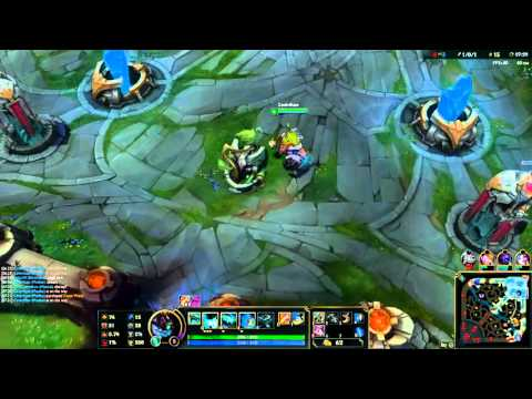 Patch 5.24 Jungle Maokai Low ELO