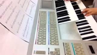 使用楽器 : ELS-01C 使用楽譜 : HitExpress (中級 ) 私にとってアイドル...