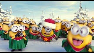 The santa Hindi song | santa Claus hindi song by Minions |