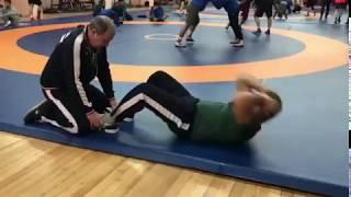 Главный тренер сборной России по Вольной Борьбе Дзамболат Тедеев всегда в тонусе