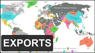 Top 20 Countries by Highest Exports