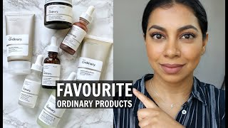 FAVOURITE PRODUCTS FROM THE ORDINARY! | MissBeautyAdikt