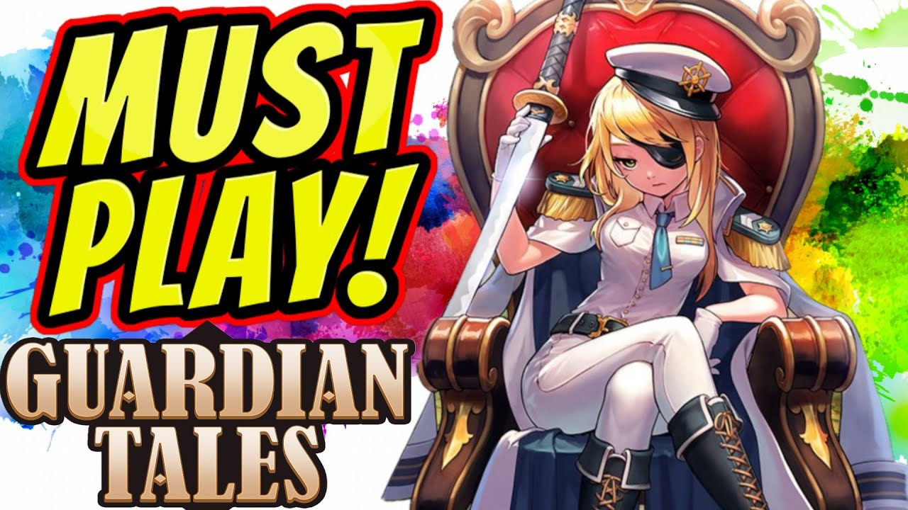 INCREDIBLE First Story Event!! : Guardian Tales
