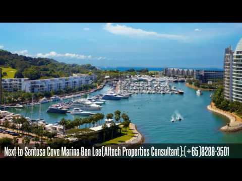 The Azure @ Sentosa Cove Ocean Drive Penthouse Sales Rental Lease 2