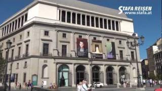 Gambar cover STAFA REISEN Video: Stadtbesichtigung, Madrid