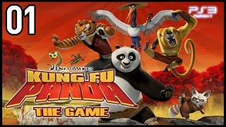 Kung Fu Panda (The Video Game) - Part 1