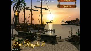 Port royale 2 CZ GAMEPLAY