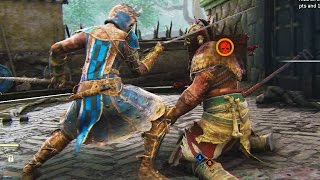 KEEPING THE PEACE! - For Honor Multiplayer Gameplay #4