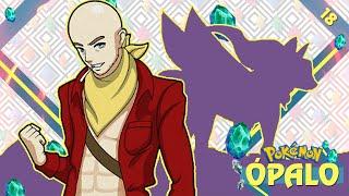 LA MEJOR ESCENA DEL JUEGO INCREÍBLE! | Pokémon OPALO HARDLOCKE Ep 18
