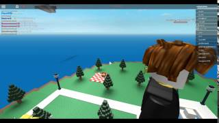 roblox natural disaster survival 2: bbq :D