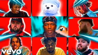 I PUT EVERY KSI - DISSIMULATION DELUXE FEATURE IN ONE *LEGENDARY* SONG/VIDEO!!!