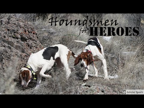 COMBAT VETERAN HOUND HUNT | HOUNDSMEN FOR HEROES