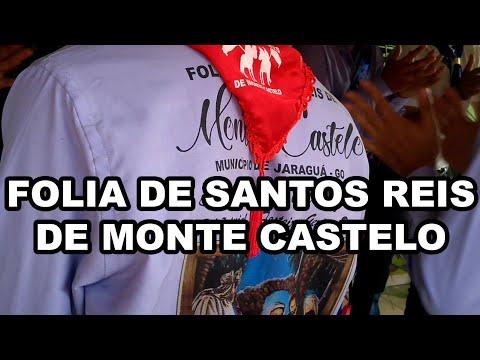 Folia Santos Reis Monte Castelo Jaraguá Goiás 2020