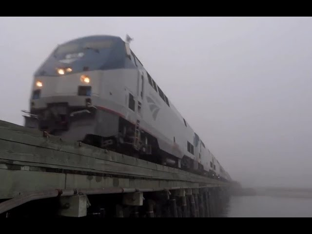 AAPRCO  Pine Tree Limited  Special Train - YouTube